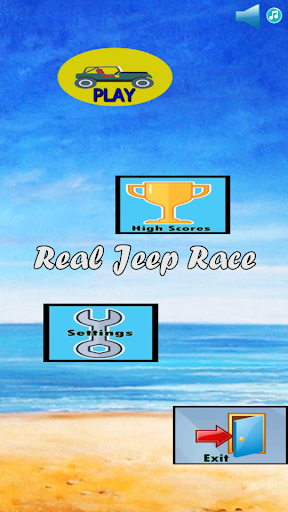 Real 3D JEEP Racing