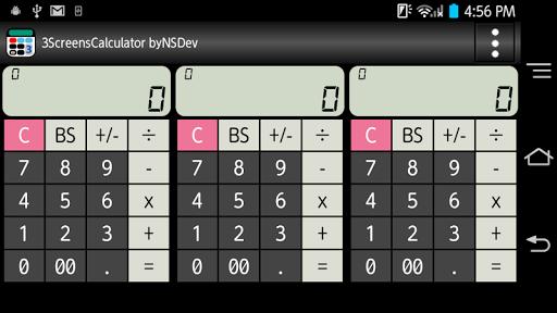 3ScreensCalculator byNSDev 1.1.7 Windows u7528 1