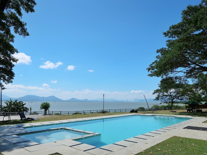 Lily Vacation Farm House Jalajala, Rizal swimming pool