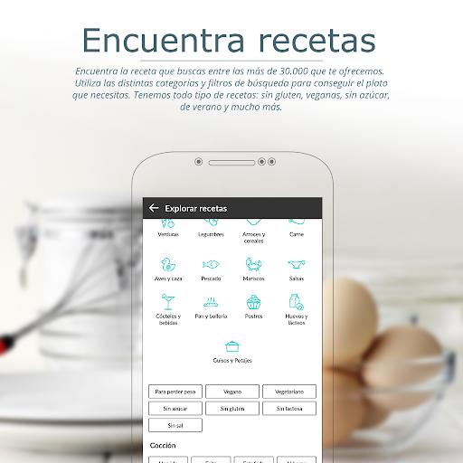 Recetas de cocina gratis u2013 Tu comunidad de cocina  screenshots 1
