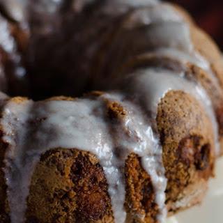 Apple Walnut Cake.