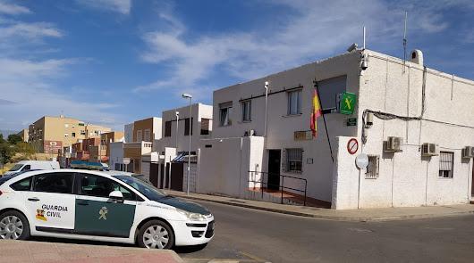 Cederán un terreno municipal para el cuartel de la Guardia Civil en Huércal