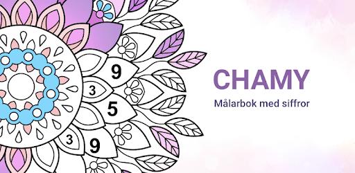Chamy Målarbok Med Siffror Appar På Google Play