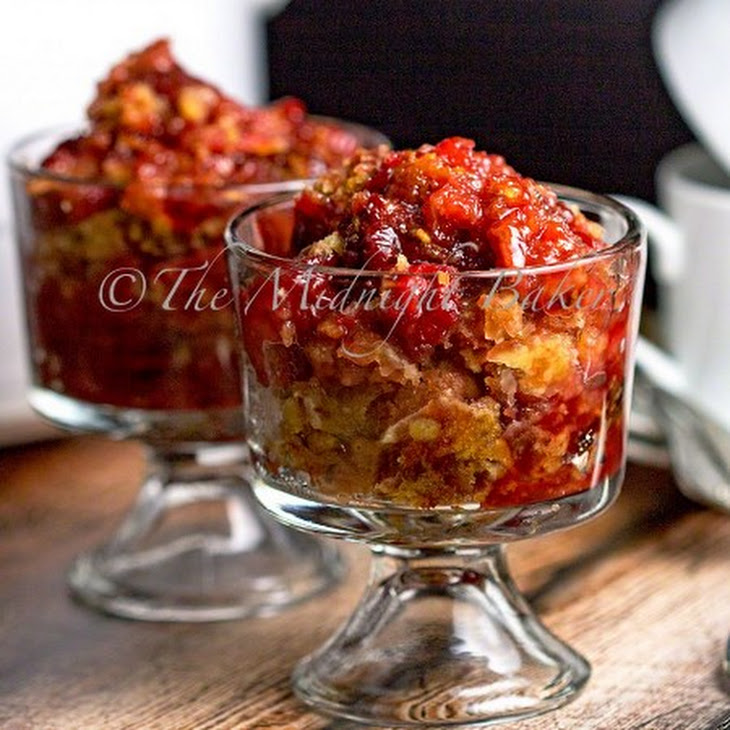 Slow Cooker Cherry Cobbler Recipe