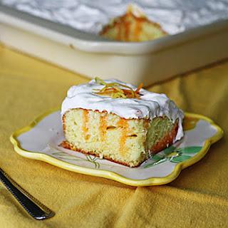 Citrus Lover's Poke Cake