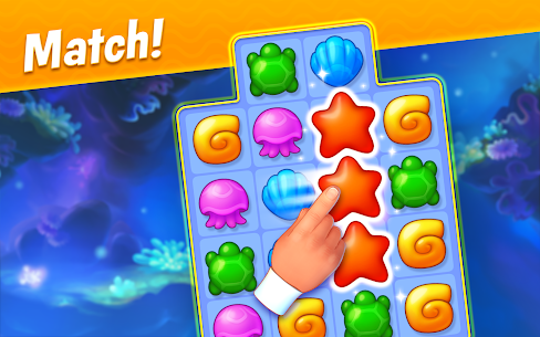 Fishdom Mod Apk 5.62.0 [Unlimited Money And Gems] 4