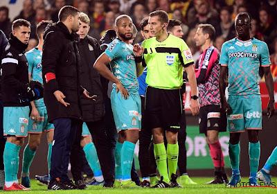 Le KV Malines communique suite à l'incident raciste face à Charleroi