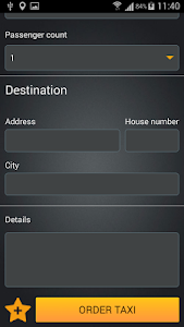 Maxi Taxi Novosadjani screenshot 8