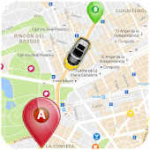 GPS Navigation - Magmaneho Sa Voice, Maps at Trapi