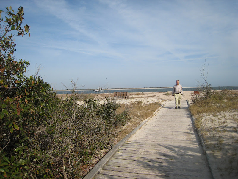 Photo: Fort Clinch State Park, Amelia Island, Florida