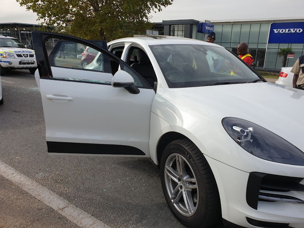 Woman driving Porsche 'robbed and shot at' in Midrand - SowetanLIVE