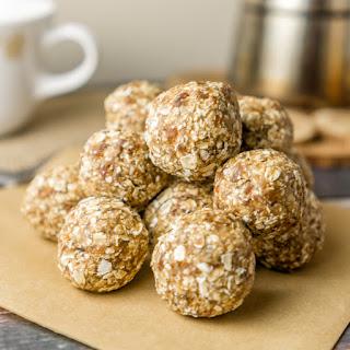 3-Ingredient Breakfast Caramel Energy Bites