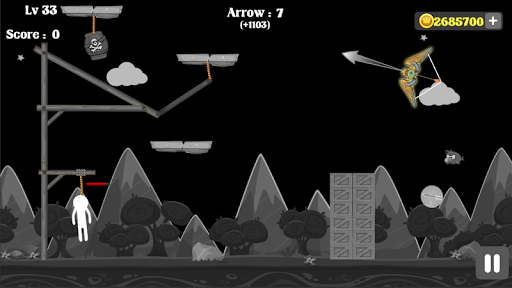 Archer's bow.io  gameplay | by HackJr.Pw 16