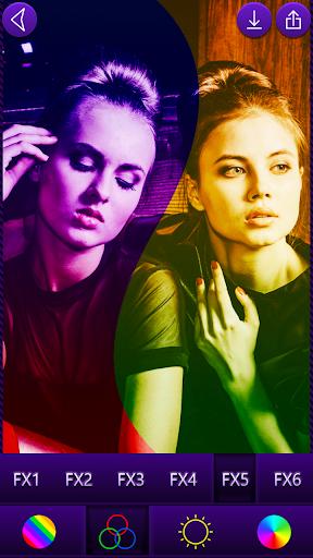 Photo Effects Filter Editor 1.4 screenshots 1