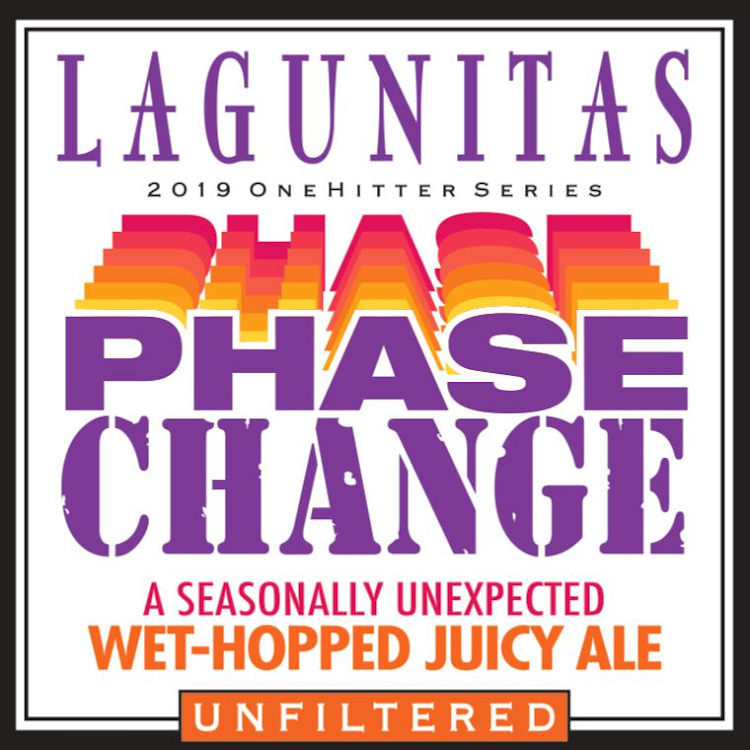 Logo of Lagunitas Phase Change