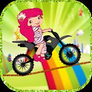 Strawberry Shortcake Biker