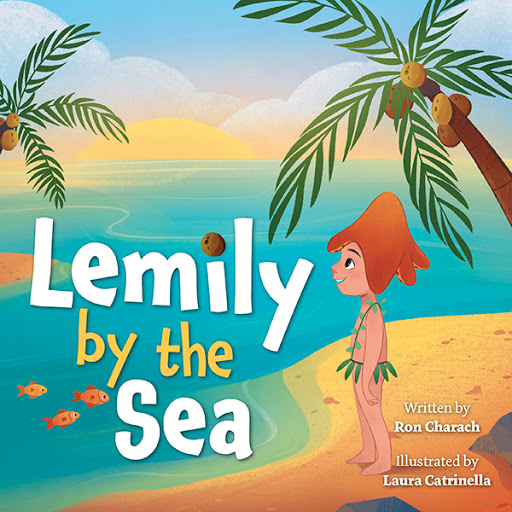 Lemily by the Sea cover