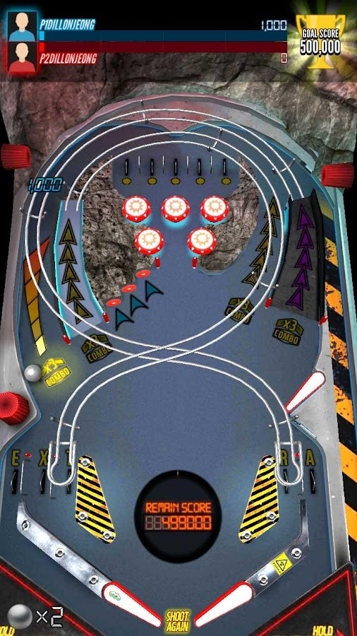 Pinball King- screenshot
