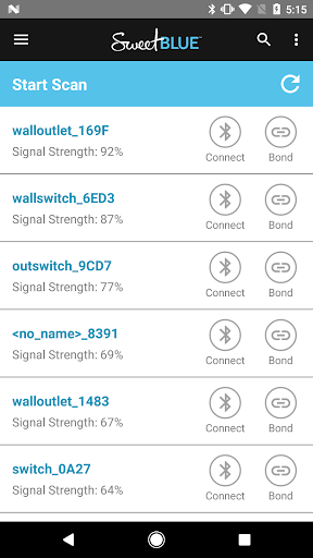 SweetBlue Toolbox V3 screenshot 1