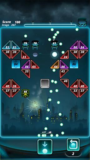 Brick puzzle master : Ball Vader2  captures d'écran 6