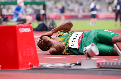 Bad news for Team SA as Gift Leotlela ruled out of Games