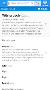 Türkisch-Deutsch Wörterbuch - náhled