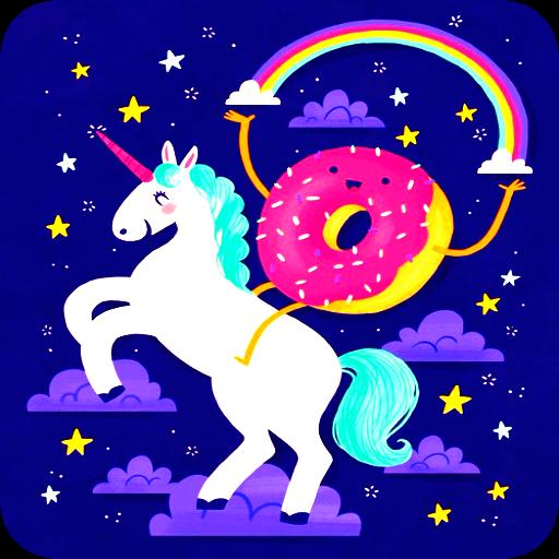 Gambar Tumblr Lucu Unicorn