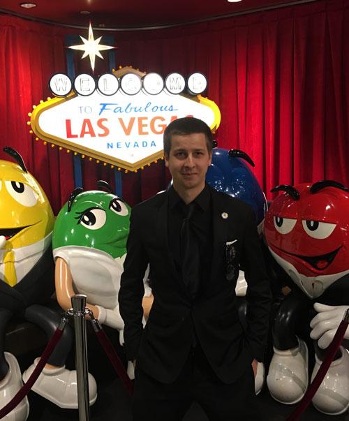 Tanguy Las Vegas