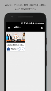 Counselor Adofoli App- screenshot thumbnail