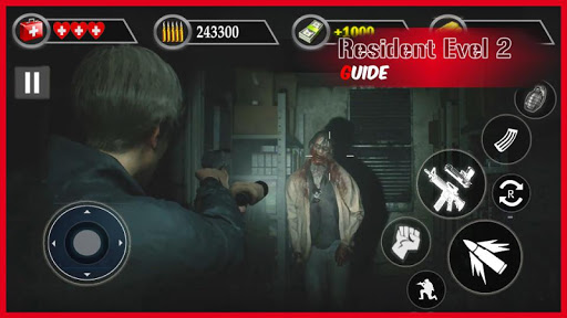 Re Evil 2 Walkthrough remake Screenshot