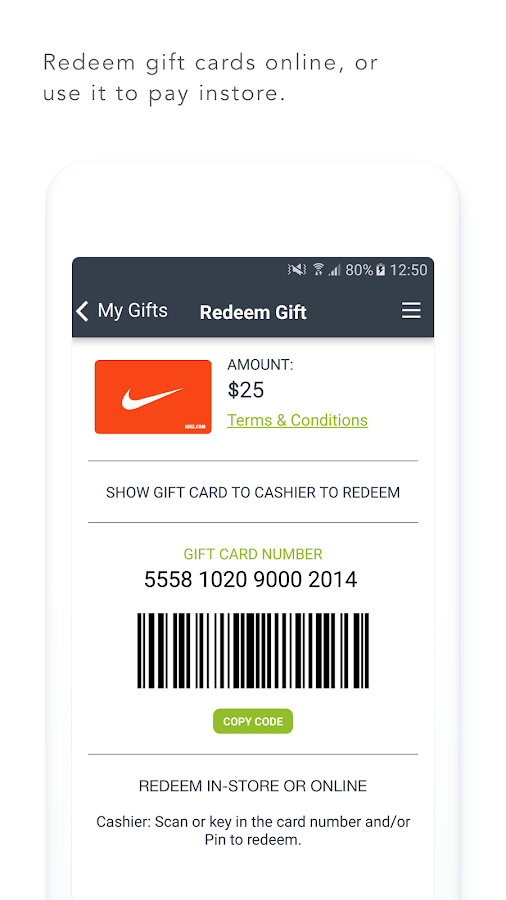 Bouxtie Gift Card Mall - Buy & Send eGift Cards- screenshot