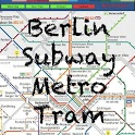 Berlin S Bahn U Bahn Tram Maps icon