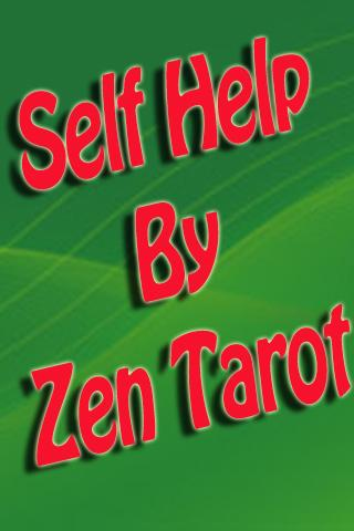 Self Help Guide By Zen Tarot