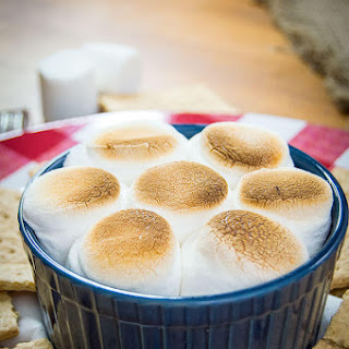 S'mores Dip | ONLY 4 INGREDIENTS!.