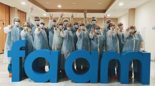 La FAAM cierra sus centros de día en el Levante por la situación epidemiológica