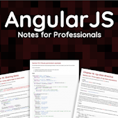 Angular JS Notes For Professionals