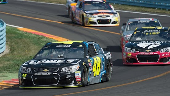 NASCAR Wallpaper - náhled