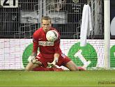"""Bizot: """"Ce n'est pas le premier penalty que j'arrête"""""""
