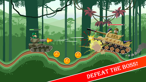 Funny Tanks 2.0 screenshots 2
