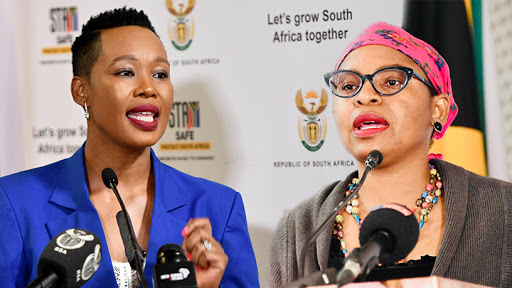 Stella Ndabeni-Abrahams has been replaced by Khumbudzo Ntshavheni as minister of communications and digital technologies.