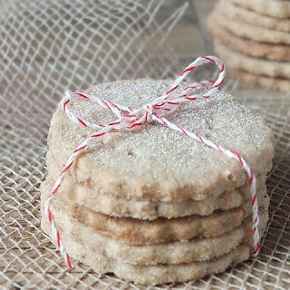 Orkney Beremeal Shortbread Biscuits with Mara Dulse