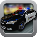Police Chase Car Driving icon