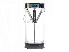 SeeMeCNC Rostock MAX v3 3D Printer - Fully Assembled