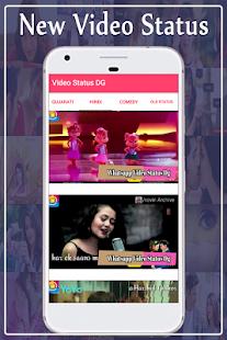 Download Video Status DG For PC Windows and Mac apk screenshot 4
