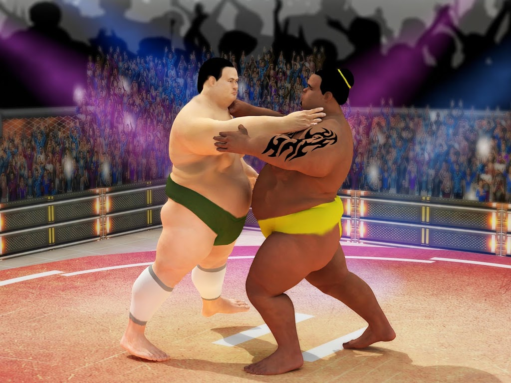 Download Sumo wrestling Revolution 2019 APK latest version