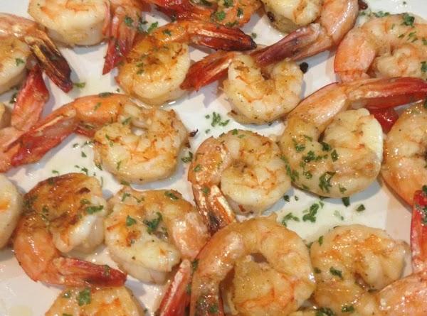 Oven Grilled Shrimp Recipe