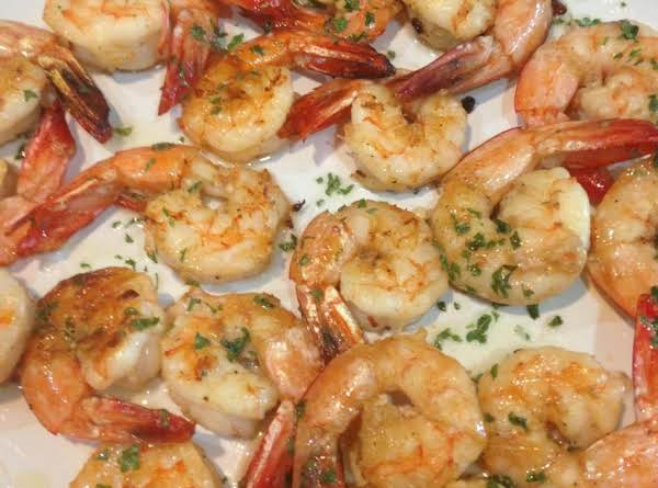 Oven Grilled Shrimp Recipe