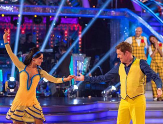 Brian Conley leaves Strictly Come Dancing