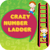 Crazy Number Ladder