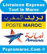 Livraison au Maroc